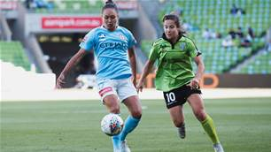 Simon to miss rest of the W-League