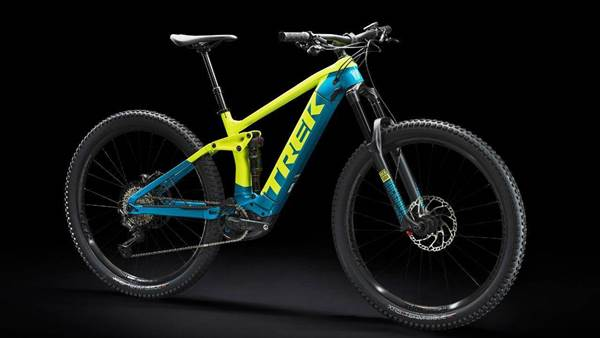 Trek's all-new Rail eMTB
