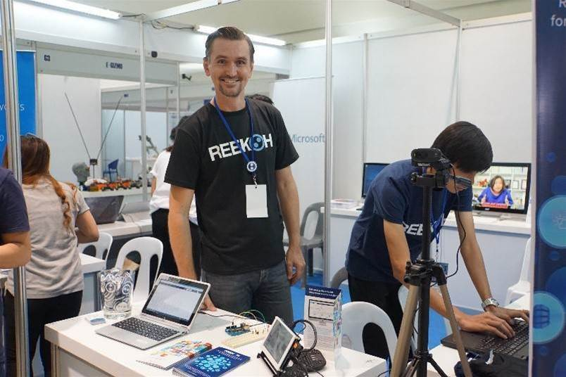 CRN Impact Award winner Reekoh signs first distributor