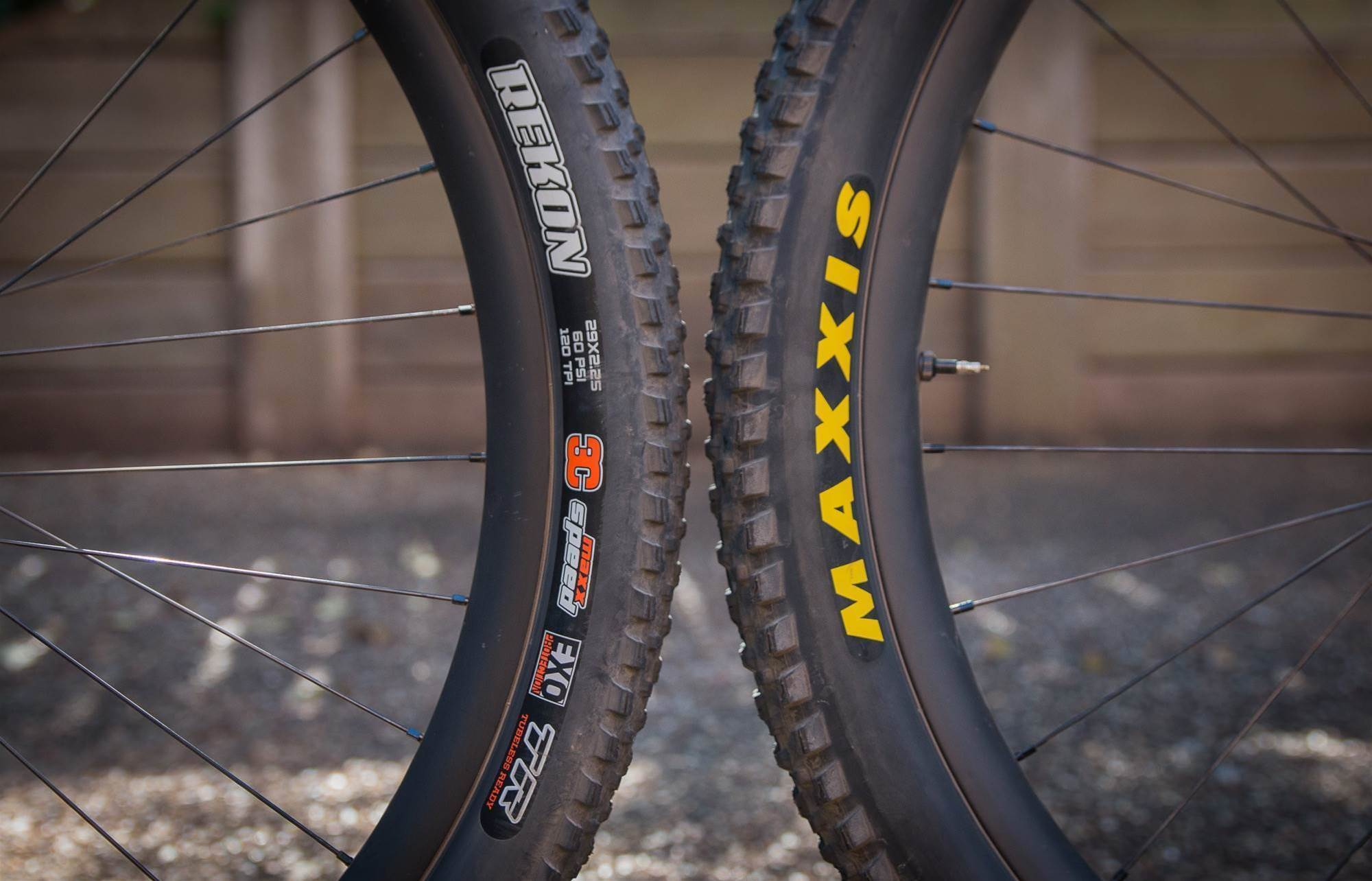 TESTED: Maxxis Rekon tyres