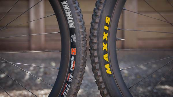 "TESTED: Maxxis Rekon 2.25"" and 2.6"" tyres"