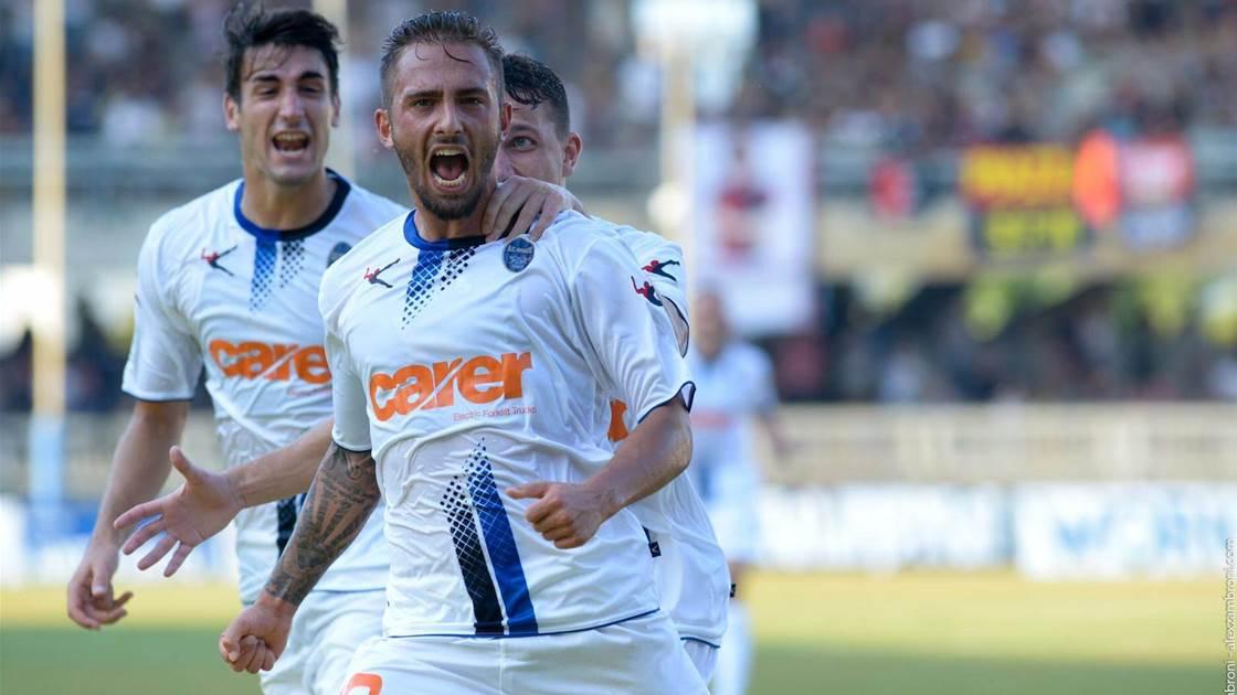 New Aussie striker: 'Inter Milan taught me everything'