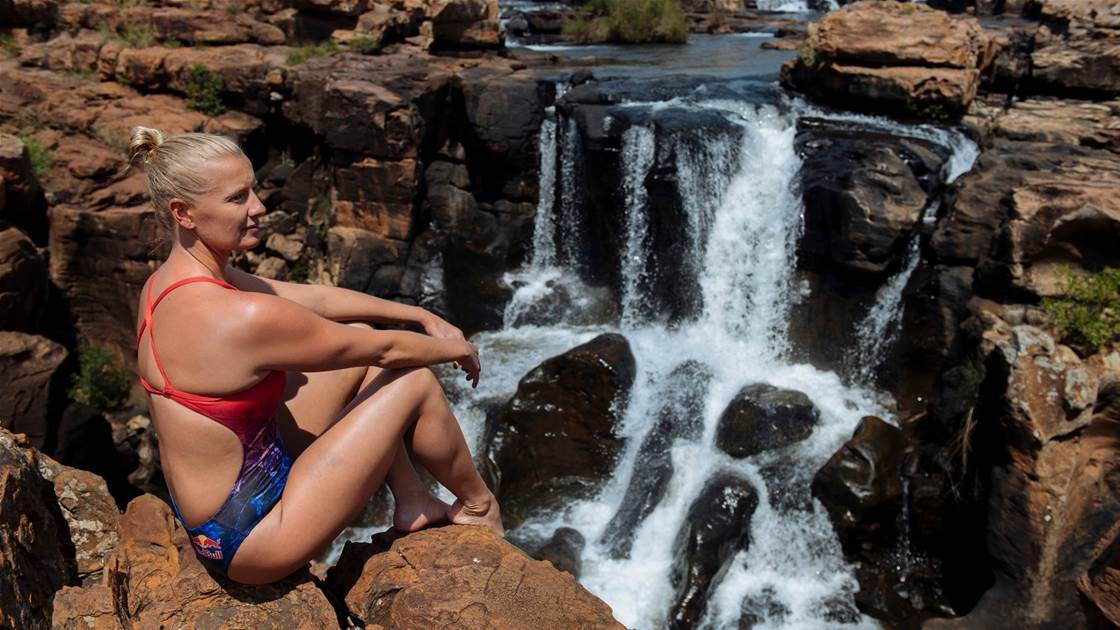 Iffland jumps into South Africa