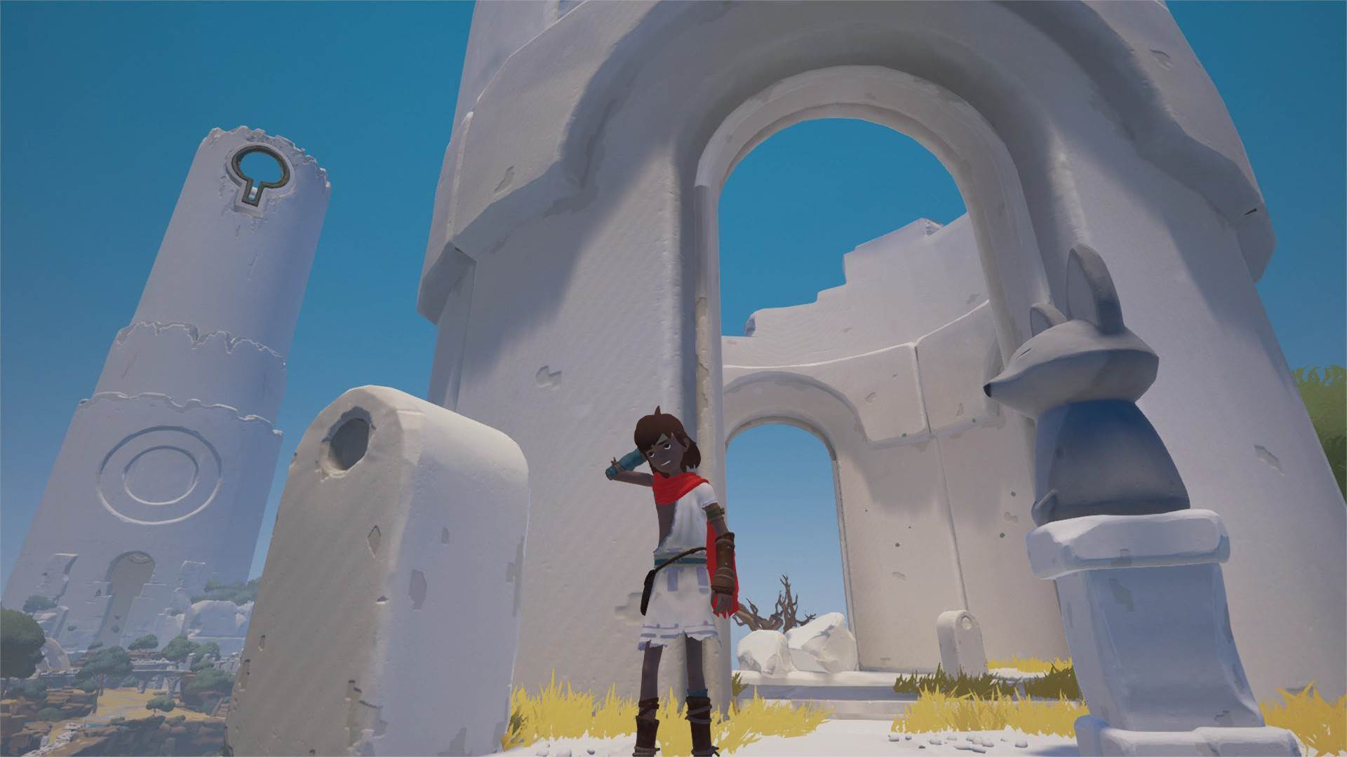 PlayStation Plus February games include Rime, Knack