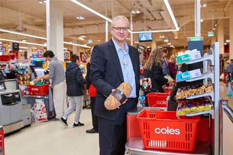 Coles says Azure is now 'cloud platform of choice'