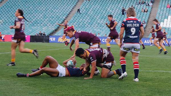 Broncos prove too strong for the Roosters