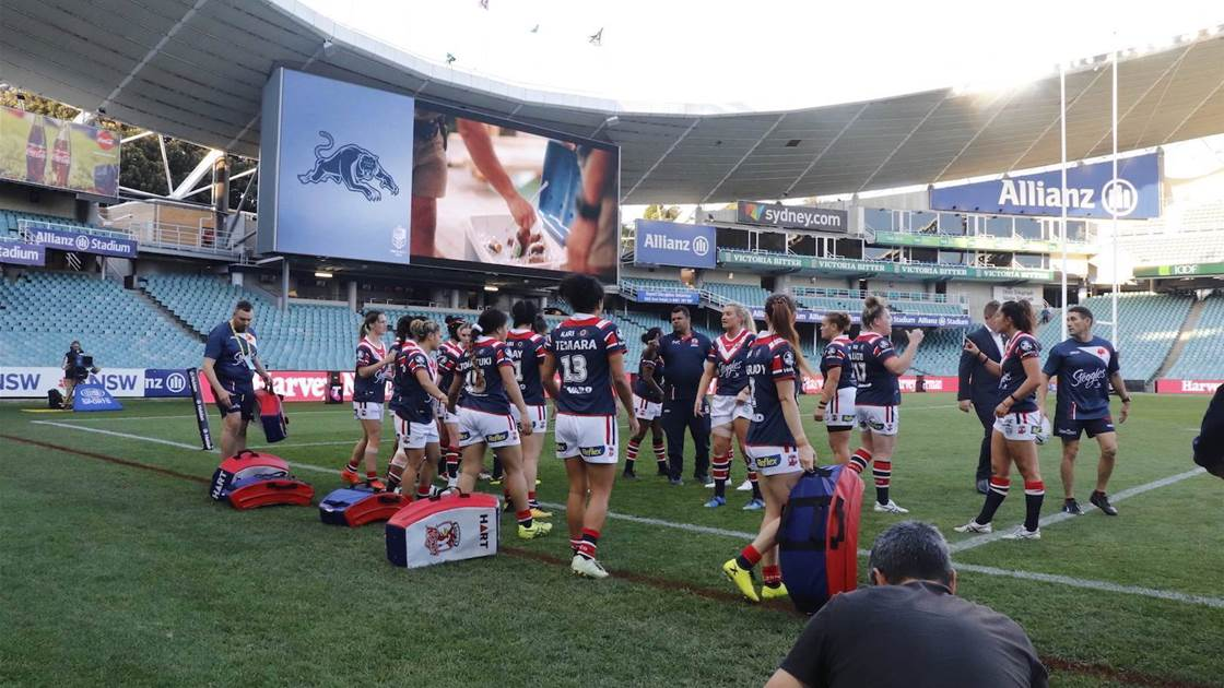 The Sydney Football Stadium's last hurrah