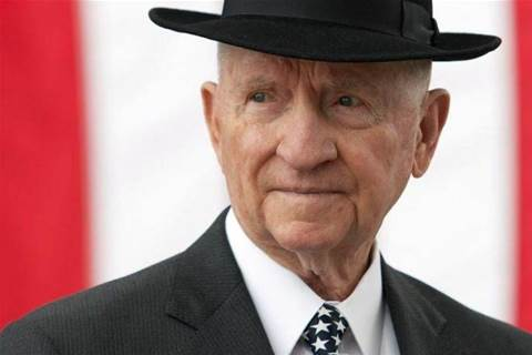 Godfather of IT outsourcing Ross Perot dies aged 89