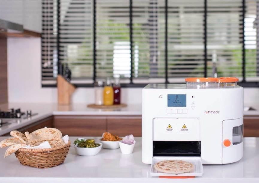 AI-driven robot makes 'perfect' flatbread
