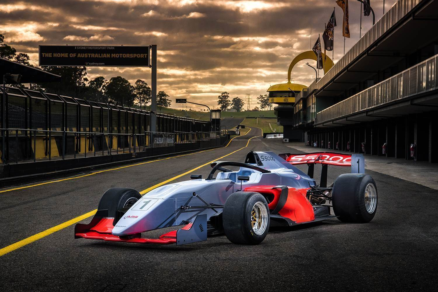 S5000 super openwheeler formula launched in Sydney