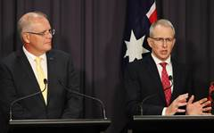 Former Optus exec becomes comms minister