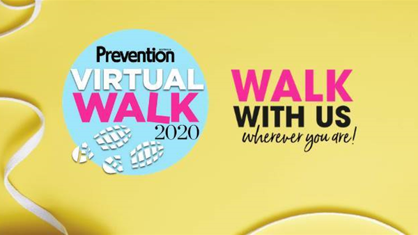 Everything You Need to Know About Our October 11th Virtual Walk