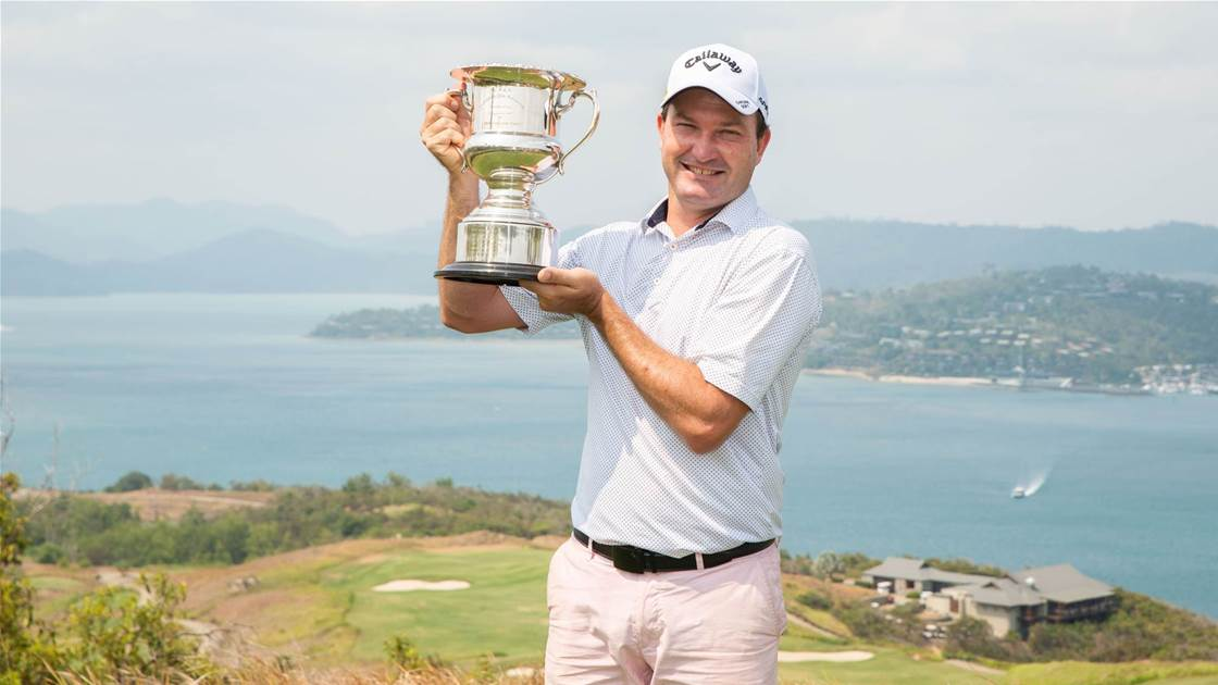 Sexton-Finck claims wire-to-wire win at PGA Pro Champs