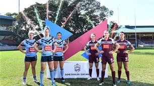 NRL launch Women's State of Origin