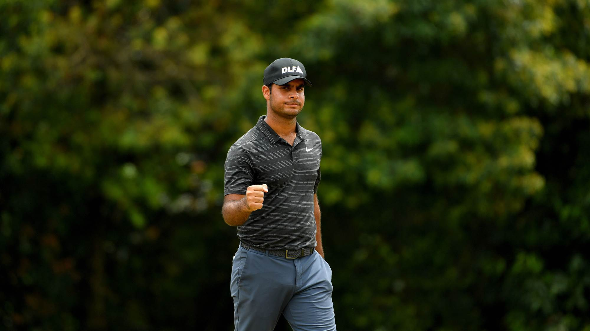 Asian Tour: Sharma tightens grip on top