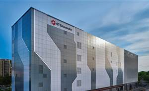 ST Telemedia GDC's new Singapore hyperscale facility built with sustainability in mind