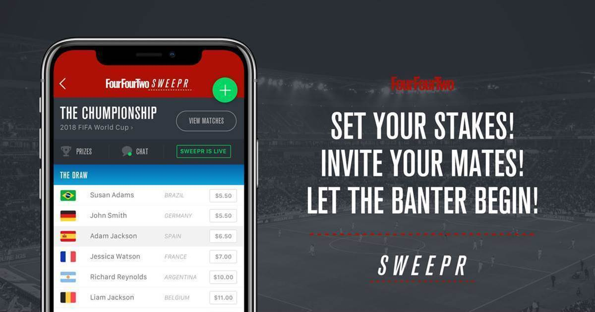 Do your World Cup sweepstake with FFT!