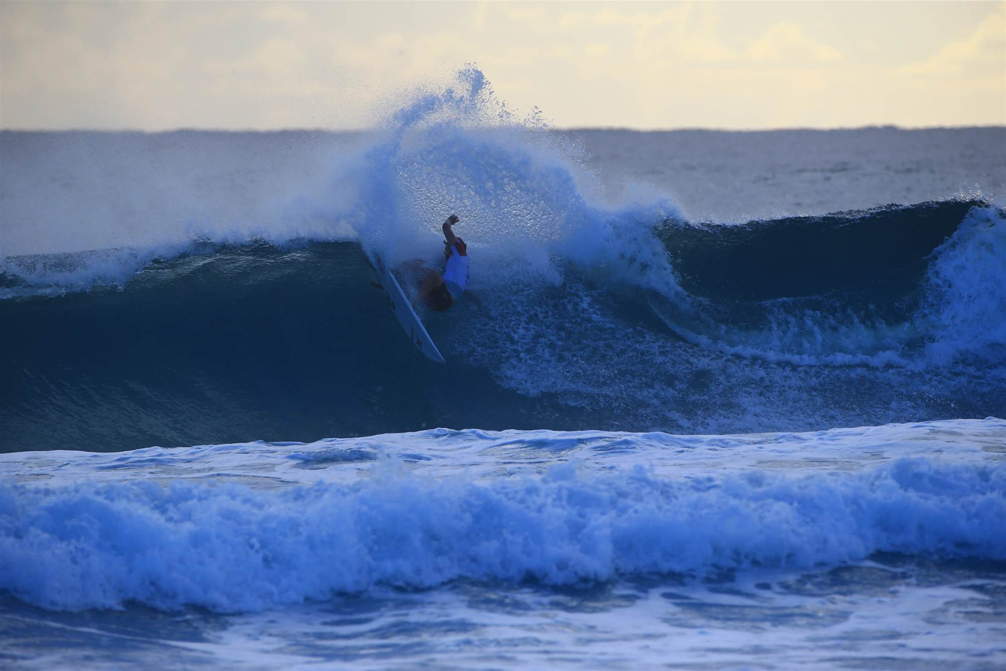 John John Back in Love with Competing but will he Conquer the Quik Pro?