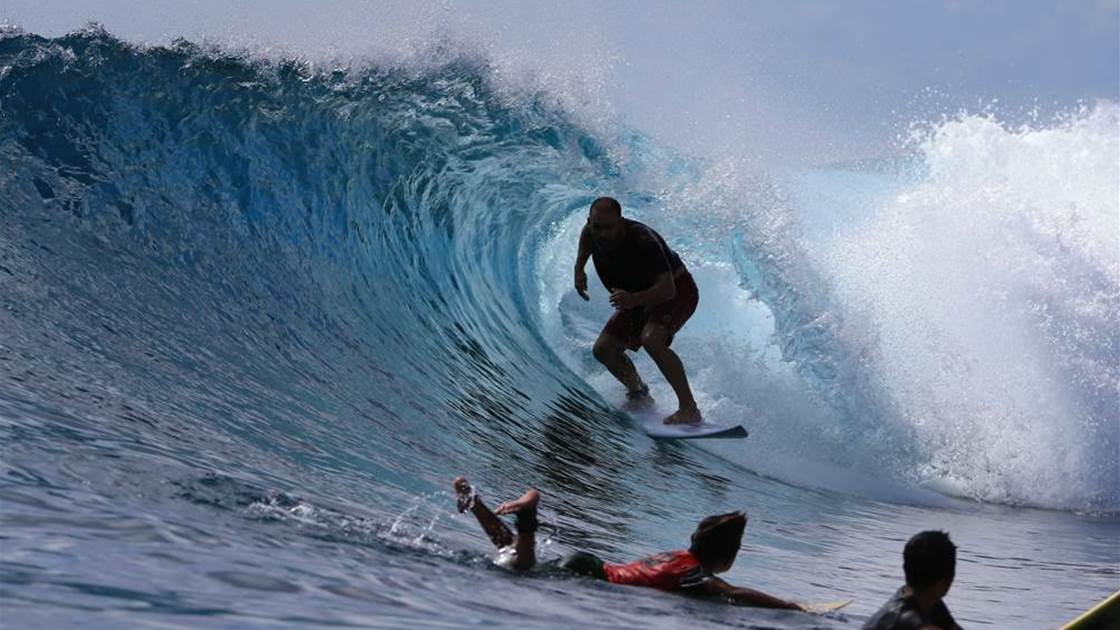 Surf in Feb to Save Lives