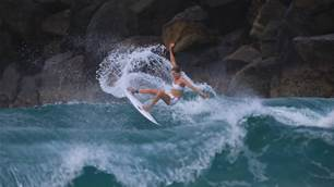 A future beyond sexism for women's pro surfing