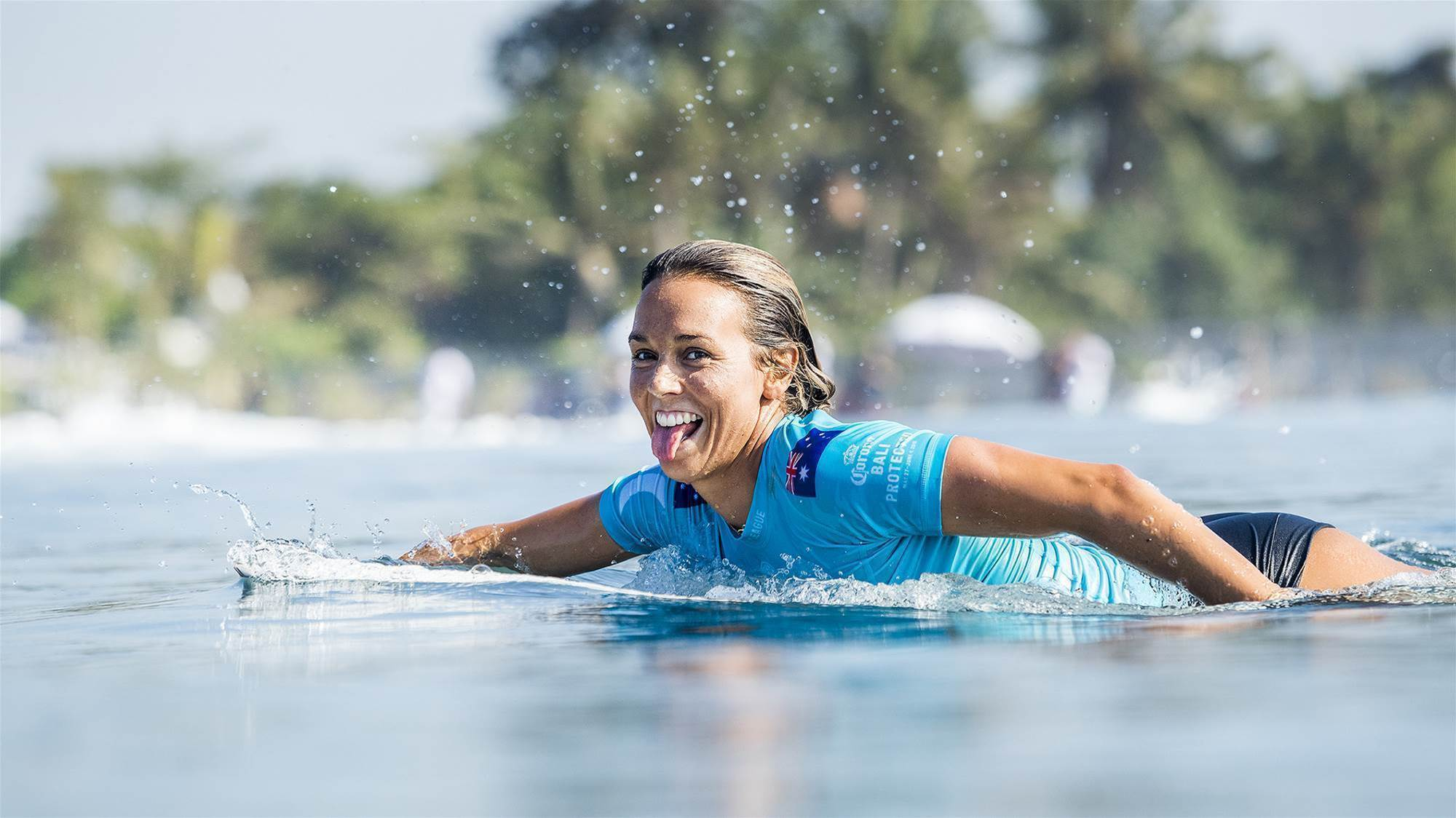 Female surfers chance to compete in Pro event