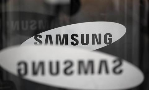 South Korea jails three Samsung Electronics execs