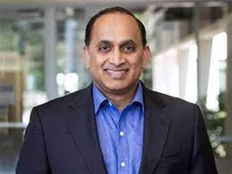 Sanjay Poonen leaving VMware