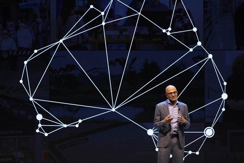 Satya Nadella's 4 messages for Australian developers