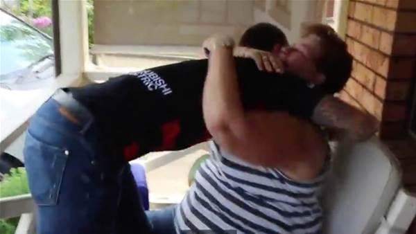 Duke shocks family with surprise signing
