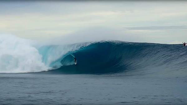 We're still talking about Laurie Towner's performance at Cloudbreak