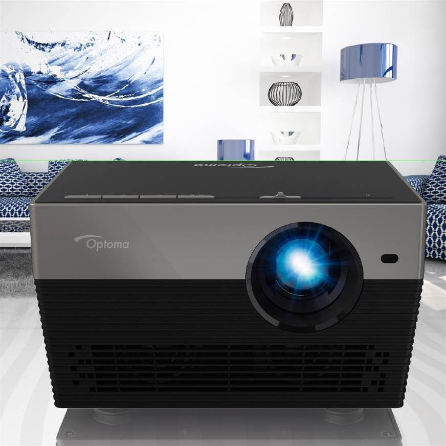 Optoma UHL55 Ultra-HD smart projector REVIEW