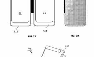 Microsoft patents foldable smartphone designs