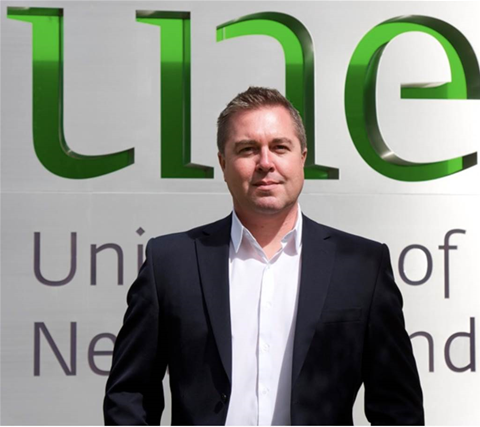 UNE IT director decamps for UAE