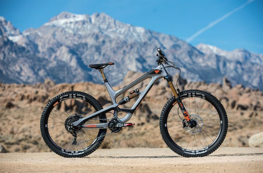 YT release an all-new CAPRA 29 and 27.5