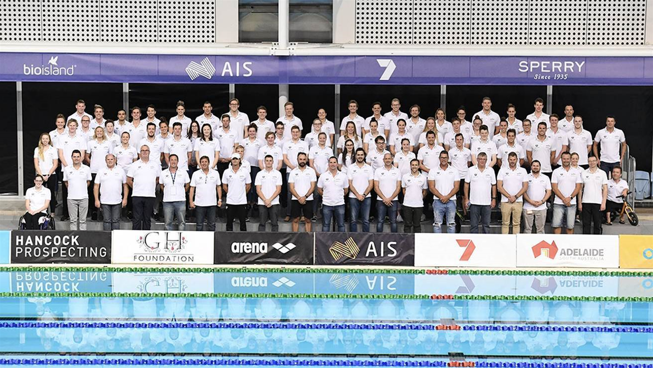 Dolphins team selected for Pan Pacific Championships
