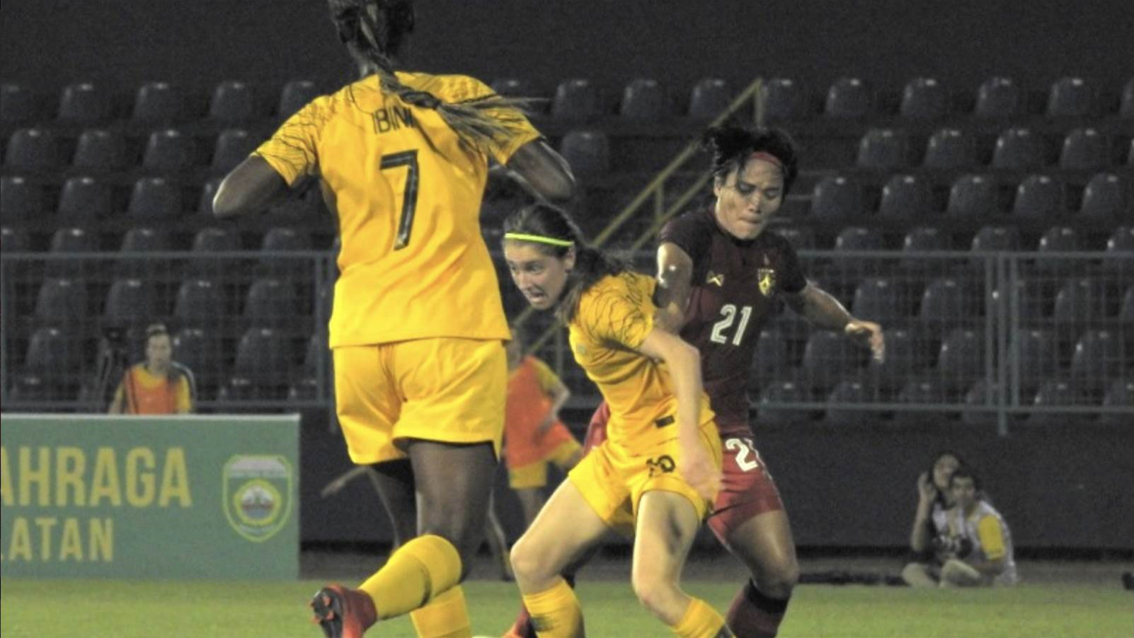 Young Matildas to face Vietnam