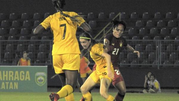 Young Matildas to face Vietnam