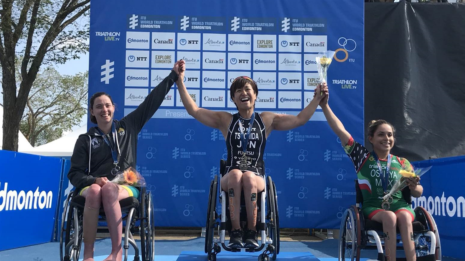 Silver for Tapp and Gentle in Edmonton
