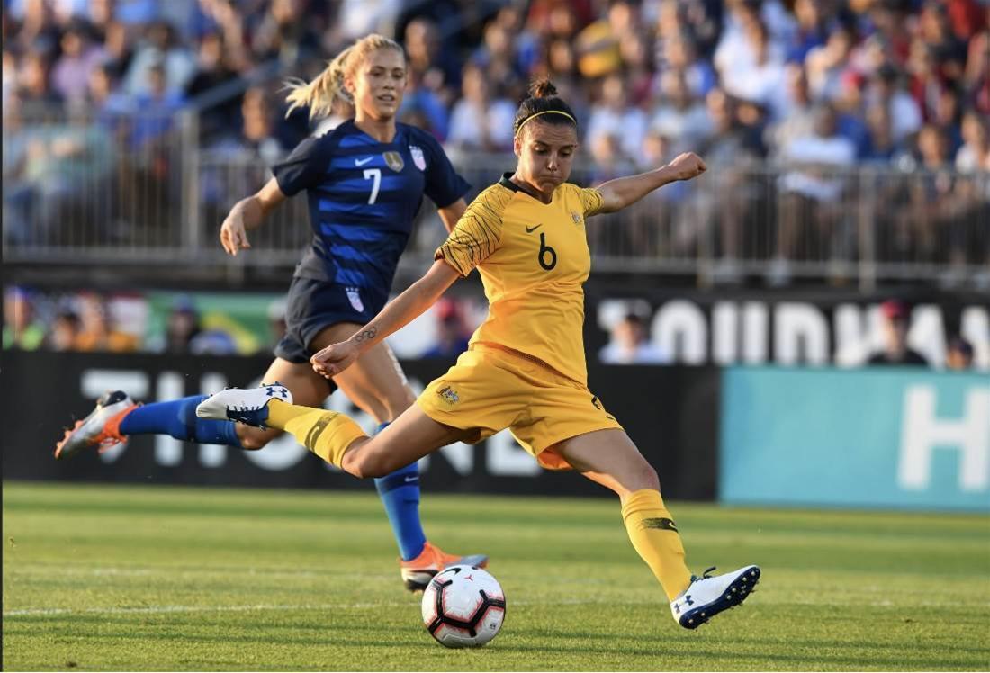 3 things we learnt: USA v Matildas
