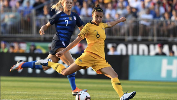 3 things we learnt: USA v Matildas