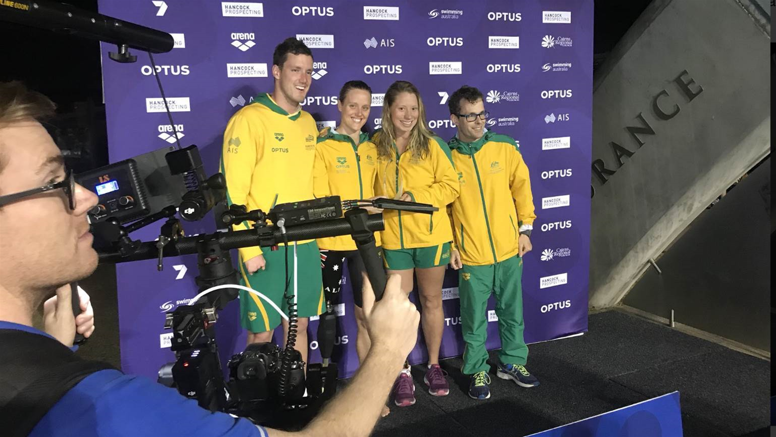 Dolphins finish Para Pan Pacs on a high