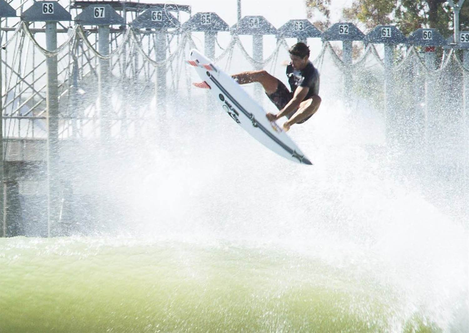 JS Talks Through Shaping For The Surf Ranch