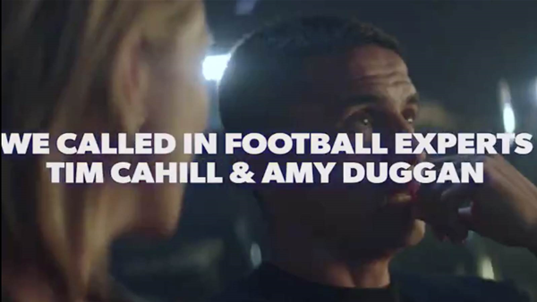 New season TV ad campaign revealed