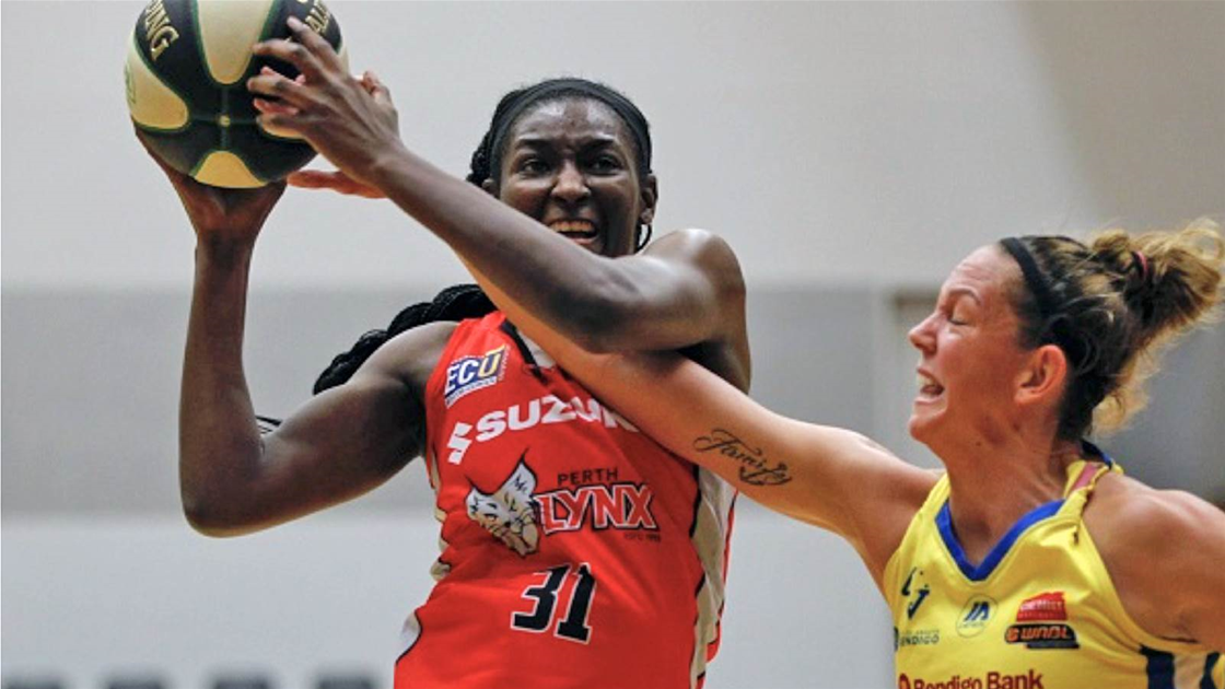 Lynx on top in WNBL