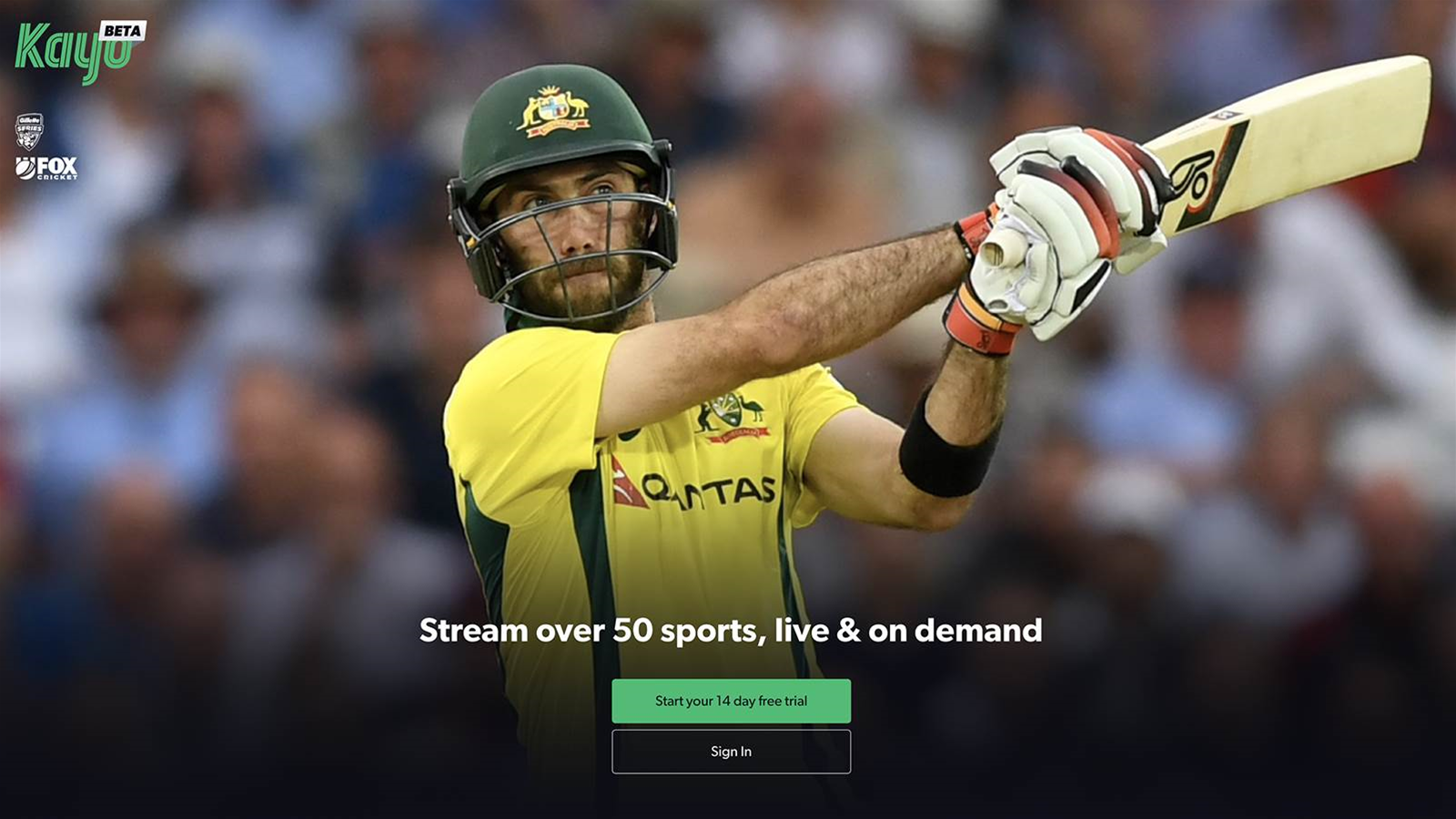 Fox Sports betatest standalone streaming service