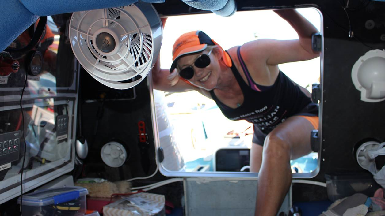 Sydney rower heading across the Atlantic