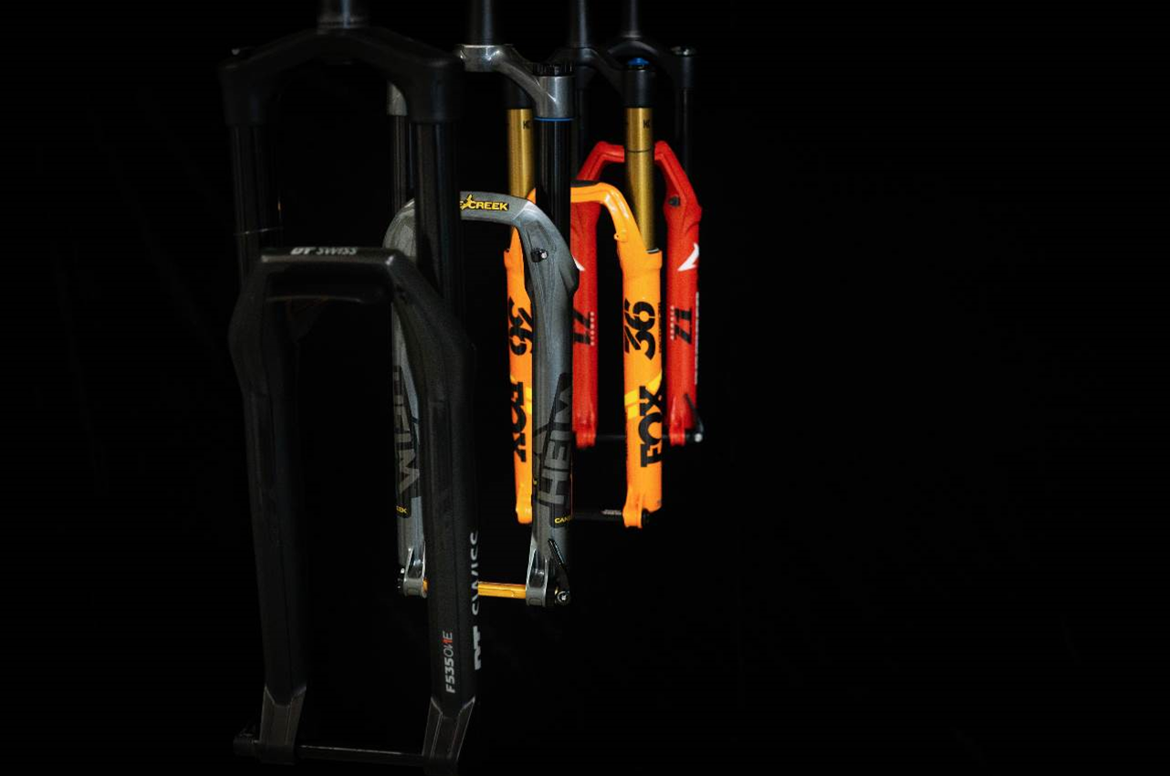 AMB's suspension fork buyer's guide