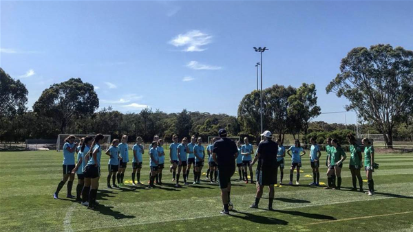Junior Matildas squad named for qualifiers