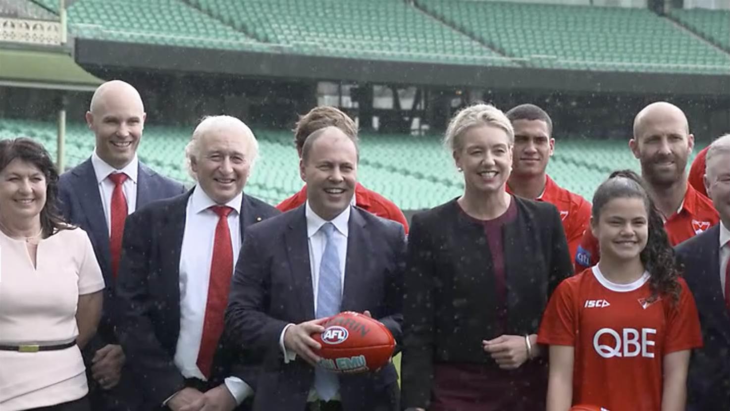 Sydney Swans to realise AFLW dream