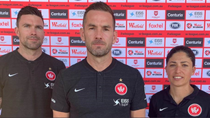 Former Socceroo to coach Wanderers in the W-League